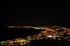 On Night... (Luigia80 (Pat)) Tags: notturno night verezzi liguria sv light luci borgio