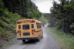 050A0147.jpg (gerf88) Tags: gaspesie bus summer canada 2016 yellow road