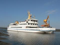 Baltrum 1 Ferry (achatphoenix) Tags: baltrum baltrum1 fhre ferry ostfriesland ostfriesischeinseln eastfrisia eau eastfrisian island water wasser waddensea wattenmeer schiff seebderschiff watt