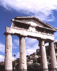 Roman Forum, Athens (Seleusleaf) Tags: ancient temple ruin