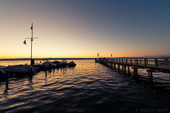 Morning view (Martin Zurek) Tags: utting ammersee 5dsr canon5dsr sunrise sun light reflection sky water lake view summer zeiss distagon distagont2815 ze landscape seascape