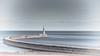Roker Pier (munkehmans) Tags: beach coast coastline coatline northeast northeastengland northern roker rokerlighthouse rokerpier sea seaside seasky sky sunderland tyneandwear waves wearside