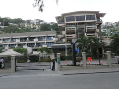 Elva beach hotel.