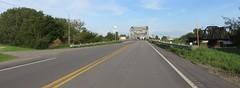 Red River Bridge (Walsh County, North Dakota) (courthouselover) Tags: northdakota nd landscapes walshcounty minnesota mn marshallcounty oslo