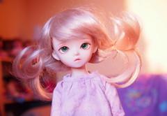 Yesenia (Tales of Karen) Tags: bluefairy shiny fairy may 3rd beautywhite resin skin bjd balljointed doll yosd