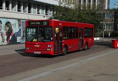 Route 235, Abellio London, 8481, KP02PVU (Jack Marian) Tags: route235 abelliolondon 8481 kp02pvu dennis dart dennisdart plaxton pointer plaxtonpointer sunburyvillage northbrentfordquarter buses bus london