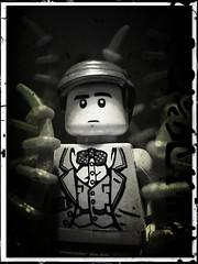 HP (LegoKlyph) Tags: lego custom lovecraft necronomicon horror fiction dark goth evil monsters