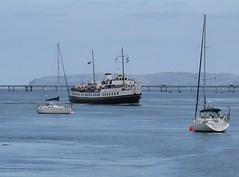 3879 MV Balmoral (Andy panomaniacanonymous) Tags: 20160907 bbb boat cruise menaistraits mmm motorvessel mvbalmoral roundtrip ship sss vvv ynysmon