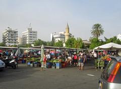 Market (chrisonmas) Tags: cyprus nicosia market bastion