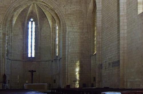 Loupian (Hérault), église Ste-Cécile (18)