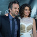 Mark Ruffalo with Cobie Smulders - Marvel's Avengers Red Carpet Premiere - Toronto
