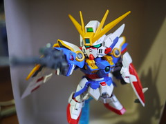 boxx. (Keven Kwang) Tags: robot w wing gundam 00 waltz kwang endless keven mechokk xxxg01