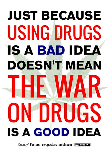 It Doesn't Make the War on Drugs a Good Idea