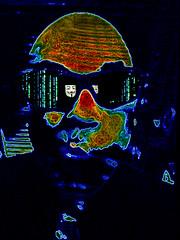 My Anonymous 'Duckface' in The Matrix (ThePolaroidGuy / My 3rd. Eye) Tags: portrait selfportrait color reflection sexy art strange face sunglasses fashion naked nude ed eyes experimental erotic shadows mask florida vivid surreal style manipulation illuminated muse edward master v vision american revolution sacred stare glowing drake psychedelic americanrevolution anonymous complex kingedward anon visionary 2012 thematrix hallucinogenic masterphotographer 3rdeye duckface braless stopcensorship 2011 guyfawkesmask complexpattern my3rdeye energywaves edwarddrake edwarddrakemfa thepolaroidguy globalrevolution my3rdeyeuncensored
