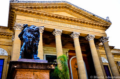 "Teatro Massimo - Palermo • <a style=""font-size:0.8em;"" href=""http://www.flickr.com/photos/40100768@N02/7174301133/"" target=""_blank"">View on Flickr</a>"