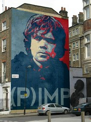 Game of Thrones Tyrion Lannister mur
