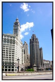 Chicago Il ~ Tribune Tower