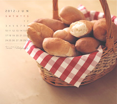 JUNE Calendar (Faisal | Photography) Tags: morning colors breakfast canon french bread table eos dof natural bokeh 14 usm 50 ef ef50mmf14usm 50d canoneos50d faisal|photography  juncalendar