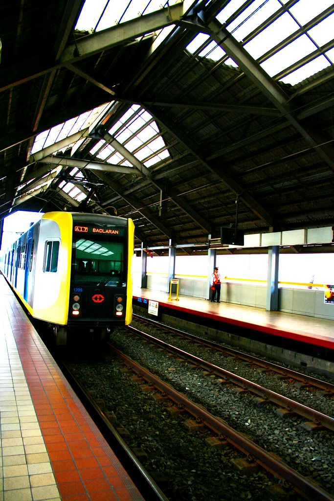 Ang pagdating ng espanya rail
