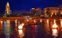 WaterFire with Gondola