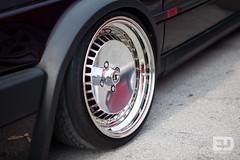 "VW Golf Mk2 on Schmidt TH Line's • <a style=""font-size:0.8em;"" href=""http://www.flickr.com/photos/54523206@N03/7362502502/"" target=""_blank"">View on Flickr</a>"