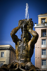 """Fontana del tritone, piazza Barberini • <a style=""""font-size:0.8em;"""" href=""""http://www.flickr.com/photos/89679026@N00/7378258984/"""" target=""""_blank"""">View on Flickr</a>"""