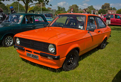 1979 Ford Escort 1600 Sport Mk2 (Trigger's Retro Road Tests!) Tags: show classic ford car sport june 1600 vehicle mk2 1979 essex escort 2012 lawford revival manningtree