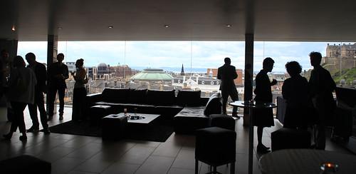 LOCOG Drinks Reception at the Point Hotel, Edinburgh