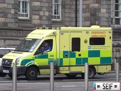 Volkswagen Crafter Belfast 2012 (seifracing) Tags: honda mercedes scotland britain glasgow scottish ambulance doctor nhs emergency peugeot services iveco 2012 skoda 2010 urgence ambulances 2014 2015 2013