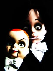 Living Dead Dolls - Gregory (*trapdooria*) Tags: halloween dead living doll dolls 14 horror series gregory puppe puppen bauchredner