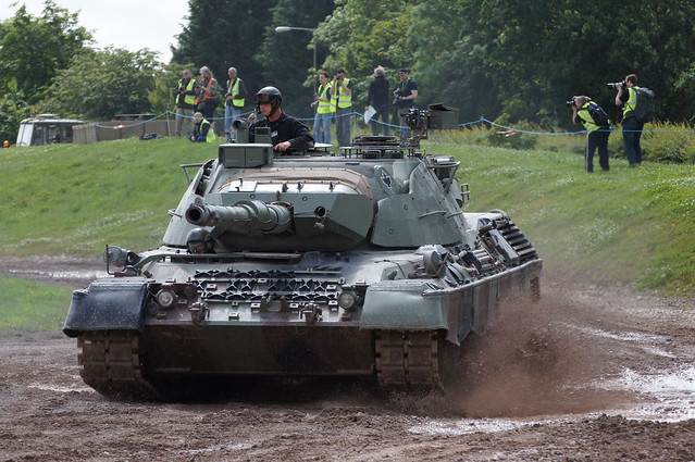 Leopard C2 Tank