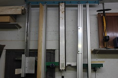 My Table Saw Fence Rack - 01