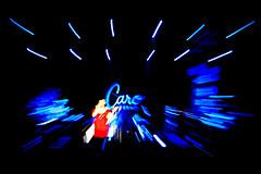 a night like this (bostankorkulugu) Tags: blue light red music black blur color colour festival turkey dark blurry colorful zoom song turkiye band jazz istanbul motionblur caro singer colourful bostanci bostan korkut backitup anightlikethis santralistanbul bostankorkulugu caroemerald grandmono