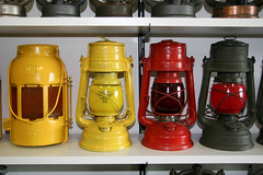 Lamp collection (Matthijs (NL)) Tags: storm lamp canon germany hurricane collection jana lantern kerosene 30d 276 paraffin feuerhand canoneos30d babyspecial kl84