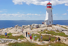 DSC01066 - Peggy's Cove Lighthouse