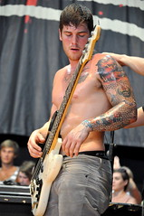 Zack Merrick - All Time Low (Meghan Thayer) Tags: warpedtour warped alltimelow zackmerrick