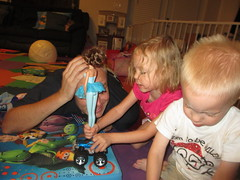 IMG_0054 (drjeeeol) Tags: toys katie will triplets toddlers chaz 2012 26monthsold