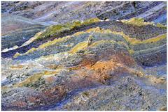 El nacimiento de la primavera  de las entraas de la tierra (Luis M) Tags: abstracto rocas zumaia flysch