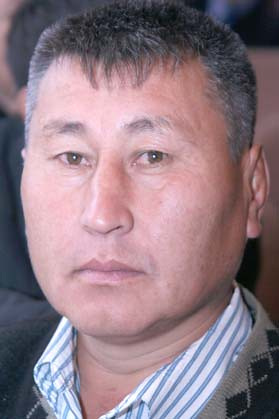 Курманали Ашибаев ©  aronatabek.com