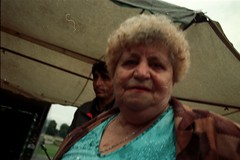 Under (Standing Clouds) Tags: under hannesherbst analog analogue analogphotography a1 colorfilm canon colourfilm citylife market leipzig europe streetphotography originalphotography germany portrait true granny grandma