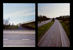 2016-04--05 - Olympus Pen EE - Kodak Ektar 100-01 (sarajoelsson) Tags: city urban color film analog pen spring diptych sweden stockholm snapshot olympus ishootfilm analogue halfframe everydaylife filmgrain vardag 2016 filmphotography penee filmisnotdead halvformat diptyk teamframkallning digitizedwithdslr