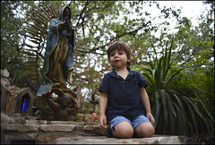 Last Picture of My Day #2096 (billycalzada) Tags: catholic guadalupe lourdes san antonio lastpictureofmyday children toddlers kids religion