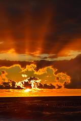 _DSC6769 (Marcin Wytrzyszczewski) Tags: poland baltic sea sunset landscape scenic water sereme clouds
