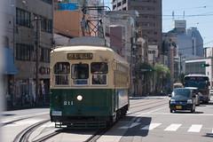 A tram of Nagasaki (White_Dragon_09) Tags: bauschlomb baltar 7523