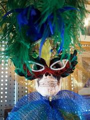 Mardi Gras (DarkLantern) Tags: neworleans nola ronaldlewis ninthward skullbonegang street culture louisiana