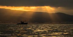 Sun rays in Mediterranean Sea (Bouhsina Photography) Tags: maroc morocco tetouan bouhsina bouhsinaphotography canon 7dii t 2016 marinasmir wow