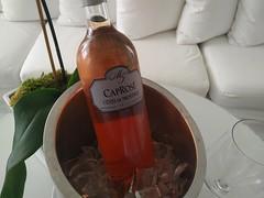 CapRos Ctes de Provence, 2014 (Dan_DC) Tags: caprosctesdeprovence2014 bottle ros wine vin delano southbeach hotel miamibeach florida white