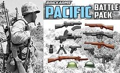 Pacific Pack (BrickArms) Tags: brickarms ww2 legoguns pacific war