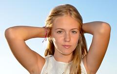Andrea. (eustoquio.molina) Tags: portrait retrato chica girl woman mujer feminine