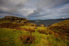 Cuidhinis (Quinish Point) (eddie_austrums) Tags: cuidhinis quinish quinishpoint dun fort dundubh rum mull